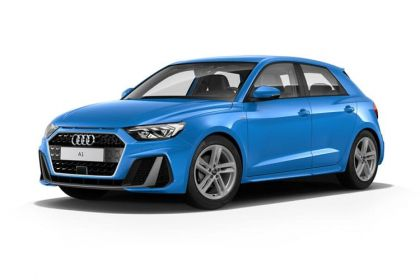 Audi A1 Hatchback 25 Sportback 5Dr 1.0 TFSI 95PS Black Edition 5Dr Manual [Start Stop] [Technology]