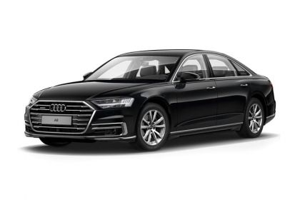 Audi A8 Saloon 55 Saloon quattro LWB 4Dr 3.0 TFSI V6 340PS S line 4Dr Tiptronic [Start Stop] [Comfort Sound]