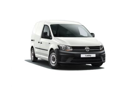 Lease Volkswagen Caddy van leasing
