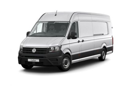 Lease Volkswagen Crafter van leasing