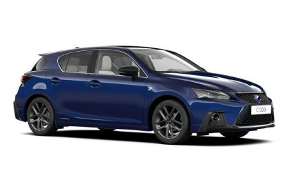 Lexus CT Hatchback 200h Hatch 5Dr 1.8 h 136PS CT 5Dr E-CVT [Start Stop] [Premium Tech Lthr]