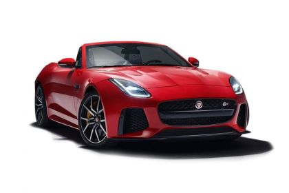 Jaguar F-TYPE Convertible Convertible 2.0 i 300PS First Edition 2Dr Auto [Start Stop]