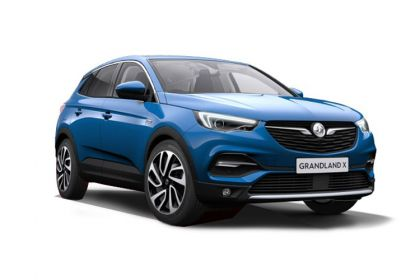 Vauxhall Grandland X SUV SUV 1.2 Turbo 130PS Elite Nav 5Dr Manual [Start Stop]