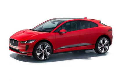 Lease Jaguar I-PACE car leasing
