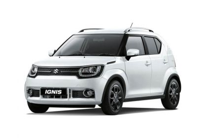 Suzuki Ignis Hatchback Hatch 5Dr 1.2 Dualjet MHEV 83PS SZ5 5Dr Manual [Start Stop]