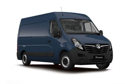 Vauxhall Movano Van F35 L1 2.3 CDTi BiTurbo FWD 135PS Edition Van Manual