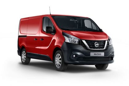 Nissan NV300 Van High Roof L2 30 2.0 dCi FWD 145PS Tekna Van High Roof Manual [Start Stop]