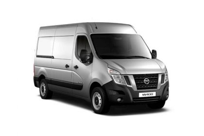 Nissan NV400 Van High Roof L3 35 FWD 2.3 dCi FWD 150PS Tekna Van High Roof Manual [Start Stop]