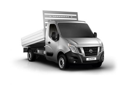 Nissan NV400 Tipper L2 35 FWD 2.3 dCi FWD 135PS Acenta Tipper Manual