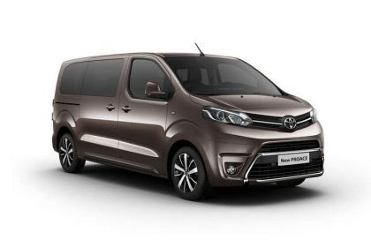 Toyota PROACE Verso MPV Long 2.0 D FWD 140PS Shuttle MPV Manual [Start Stop] [9Seat Safety Sense]