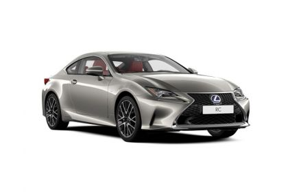 Lexus RC Coupe 300h Coupe 2.5 h 223PS F-Sport 2Dr E-CVT [Start Stop] [SRoof]