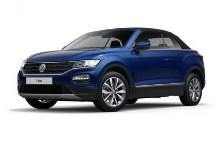 Volkswagen T-Roc Convertible Cabriolet SUV 2wd 1.5 TSI EVO 150PS Design 2Dr Manual [Start Stop]