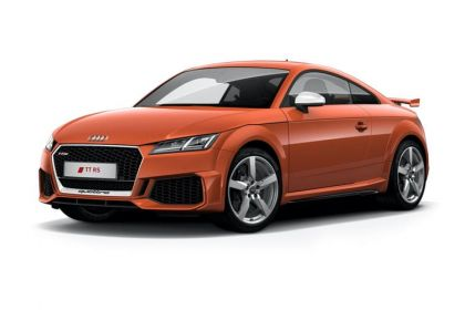 Audi TT Coupe 40 Coupe 2.0 TFSI 197PS Sport Edition 3Dr S Tronic [Start Stop]