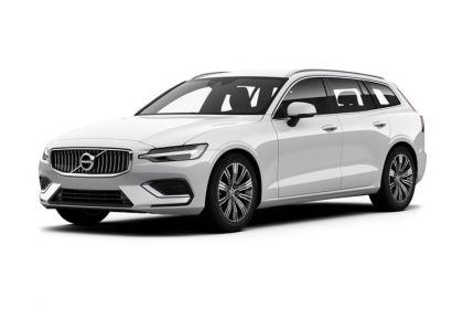 Volvo V60 Estate Estate 2.0 B5 MHEV 250PS R DESIGN 5Dr Auto [Start Stop]
