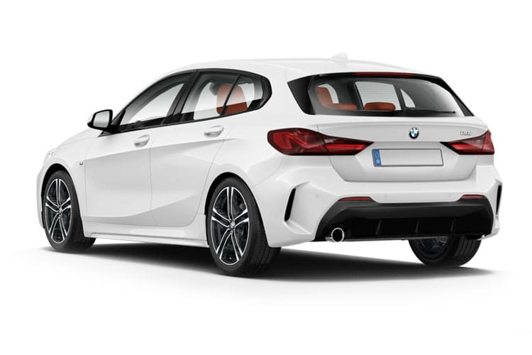 BMW 1 Series 118 Hatch 5Dr 1.5 i 136PS M Sport LCP 5Dr DCT [Start Stop] [Pro] back view