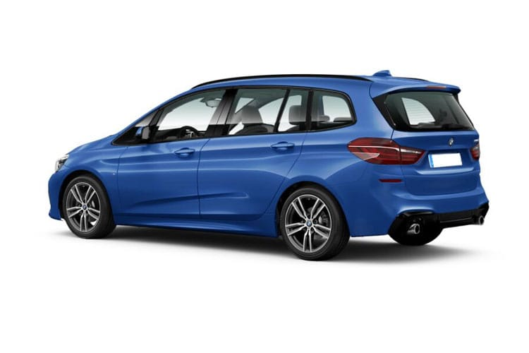 BMW 2 Series Tourer 218 Gran Tourer 1.5 i 136PS SE 5Dr DCT [Start Stop] back view
