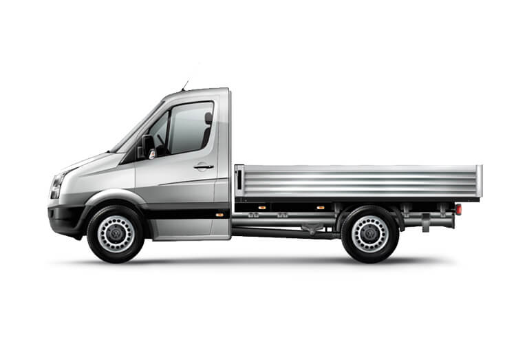 Volkswagen Crafter CR35MWB RWD 2.0 TDI RWD 140PS Startline Tipper Manual [Start Stop] [ETG] back view