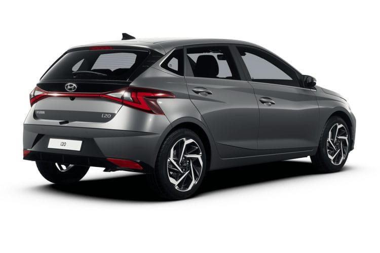 Hyundai i20 Hatch 5Dr 1.0 T-GDi MHEV 100PS Ultimate 5Dr Manual [Start Stop] back view