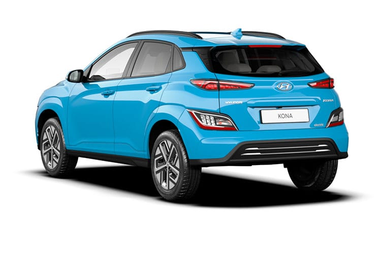 Hyundai KONA SUV 1.6 h-GDi 141PS SE 5Dr DCT [Start Stop] [Smart Sense] back view