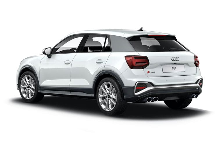 Audi Q2 35 SUV 5Dr 1.5 TFSI CoD 150PS S line 5Dr Manual [Start Stop] back view