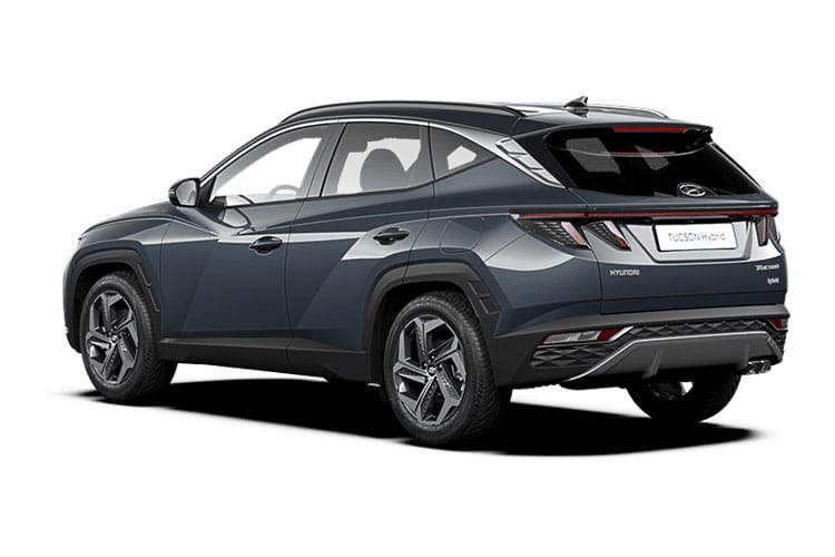 Hyundai Tucson SUV 1.6 T-GDi 177PS Premium SE 5Dr Manual [Start Stop] back view