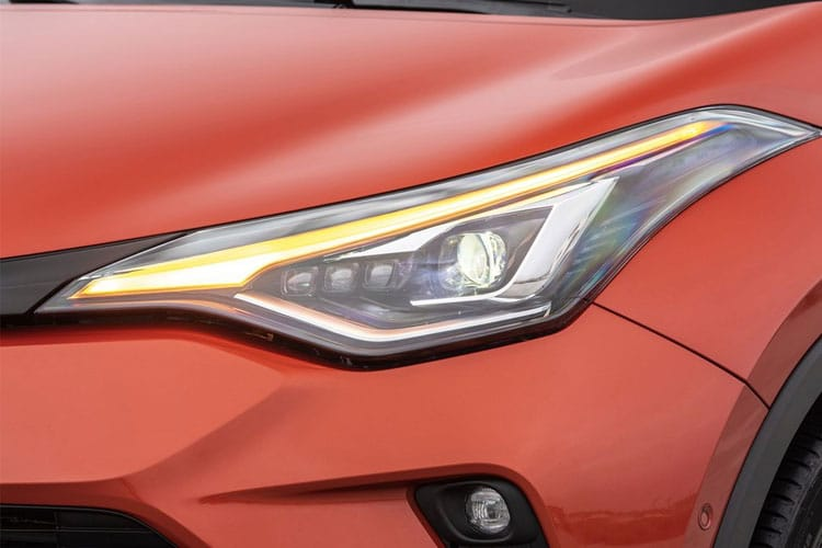 Toyota C-HR 5Dr 2.0 VVT-h 184PS Excel 5Dr CVT [Start Stop] detail view