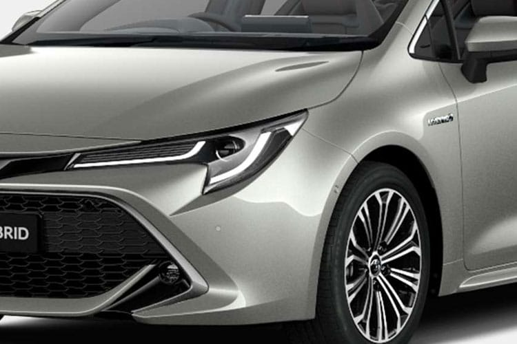Toyota Corolla Touring Sports 2.0 VVT-h 184PS GR SPORT 5Dr CVT [Start Stop] detail view