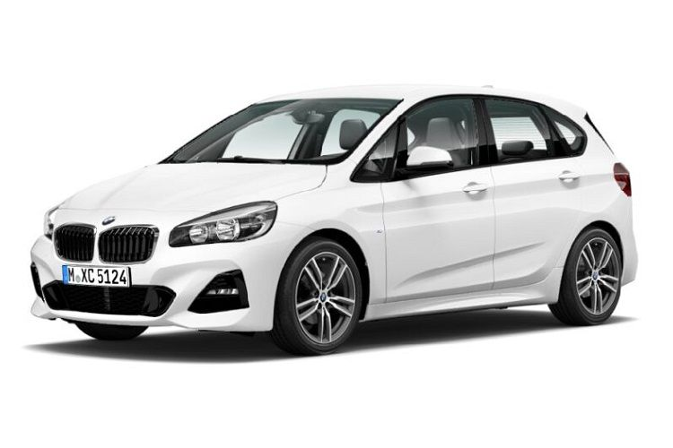 BMW 2 Series Tourer 218 Gran Tourer 1.5 i 136PS SE 5Dr DCT [Start Stop] front view