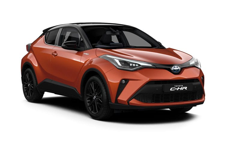 Toyota C-HR 5Dr 2.0 VVT-h 184PS Excel 5Dr CVT [Start Stop] front view
