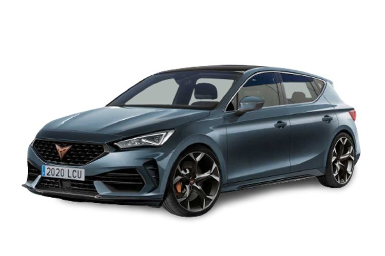 CUPRA Leon Hatch 5Dr 1.4 eHybrid PHEV 12.8kWh 245PS First Edition 5Dr DSG [Start Stop] front view