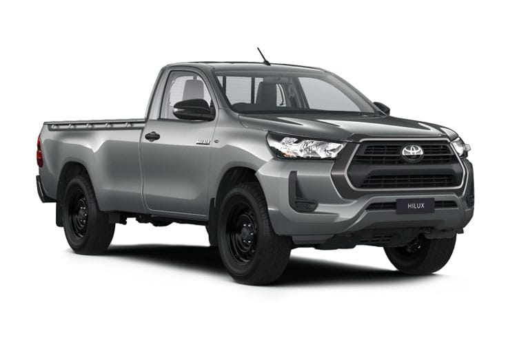 Toyota Hilux PickUp Double Cab 4wd 2.8 D-4D 4WD 204PS Invincible Pickup Double Cab Manual [Start Stop] front view