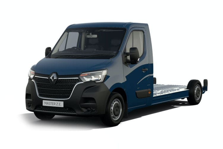 Renault Master MWB 35 RWD 2.3 dCi RWD 130PS Business Chassis Cab Manual front view