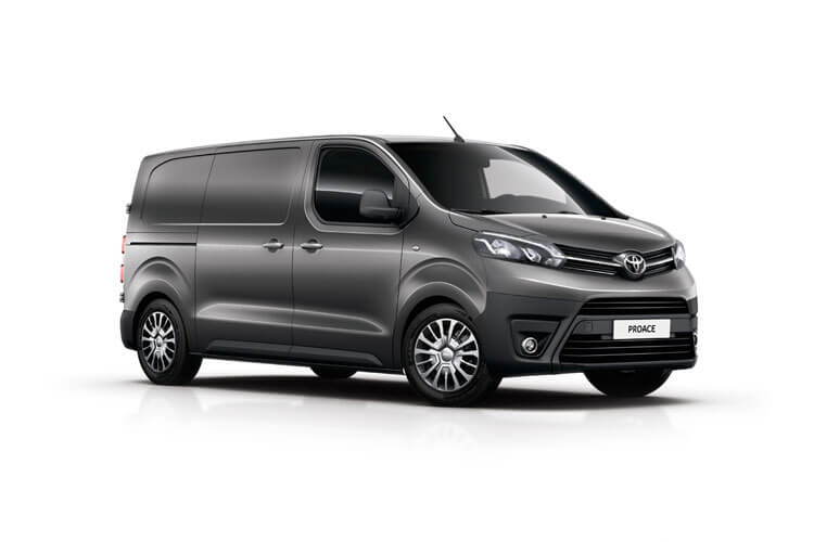 Toyota PROACE Medium 1.5 D FWD 120PS Icon Van Manual [Start Stop] [Tailgate Premium] front view