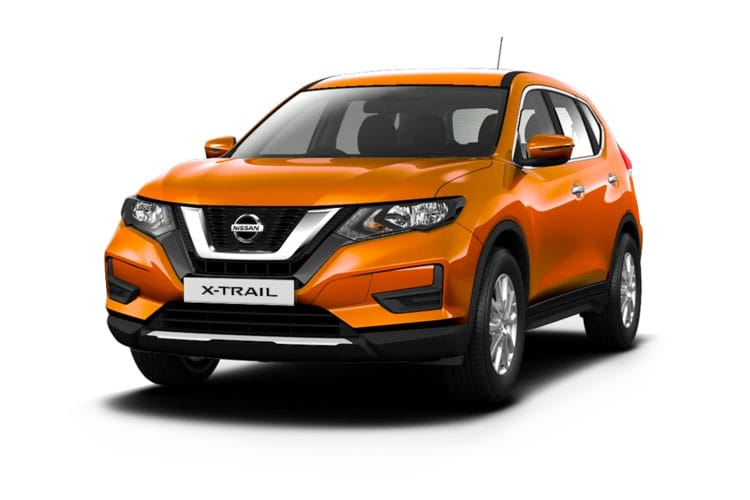 Nissan X-Trail SUV FWD 1.7 dCi 150PS N-Connecta 5Dr Manual [Start Stop] [5Seat] front view