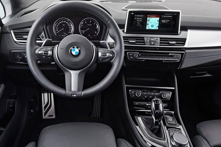 BMW 2 Series Tourer 218 Gran Tourer 1.5 i 136PS SE 5Dr DCT [Start Stop] inside view