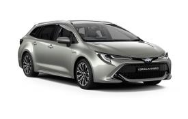 Toyota Corolla Estate Touring Sports 2.0 VVT-h 184PS Design 5Dr CVT [Start Stop] [Pan Roof]
