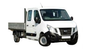 Nissan NV400 Dropside Double Cab L3 35 FWD 2.3 dCi FWD 150PS Tekna Dropside Double Cab Manual [Start Stop]
