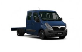 Vauxhall Movano HGV Chassis Cab R45DRW L4 2.3 CDTi BiTurbo DRW 165PS  Chassis Cab Manual [Start Stop]
