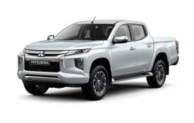 Mitsubishi L200 Pickup Pick Up Double Cab 4wd 2.2 DI-D 4WD 150PS Warrior Pickup Double Cab Manual [Start Stop]