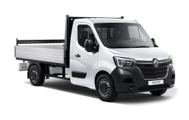 Renault Master Dropside LWB 35 4X4 2.3 dCi 4WD 130PS Business Dropside Manual