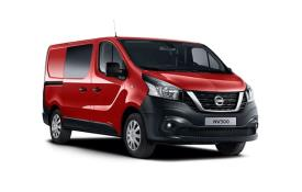 Nissan NV300 Crew Van L1 30 2.0 dCi FWD 145PS Tekna Crew Van Manual [Start Stop]