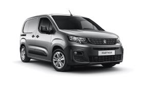 Peugeot Partner Van Standard 1000Kg 1.5 BlueHDi FWD 100PS Professional Van Manual