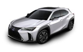 Lexus UX SUV 250h SUV 2.0 h 184PS F-Sport 5Dr E-CVT [Start Stop] [without Nav]