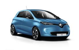 Renault Zoe Hatchback Hatch 5Dr E R110 52kWh 80KW 107PS i Play 5Dr Auto